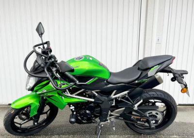 Kawasaki 125er