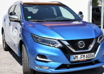 Nissan Quasqhai Automatik